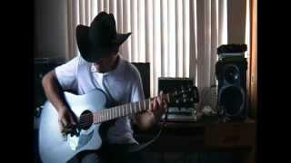 RICK TREVIÑO cover - QUE NO ME VIO LLORAR - Tino