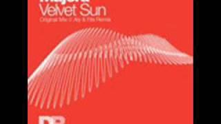 Majera - Velvet sun (aly & fila mix)