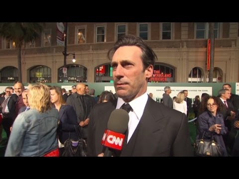 Red Carpet Report: Million Dollar Arm premiere