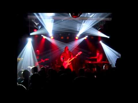 Riverside - Live in Chicago 8. May 2013. - New Generation Slave / The Depth of Self-Delusion
