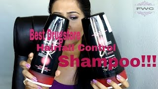 Best Drugstore HairFall Control Shampoo| FeatWidColors