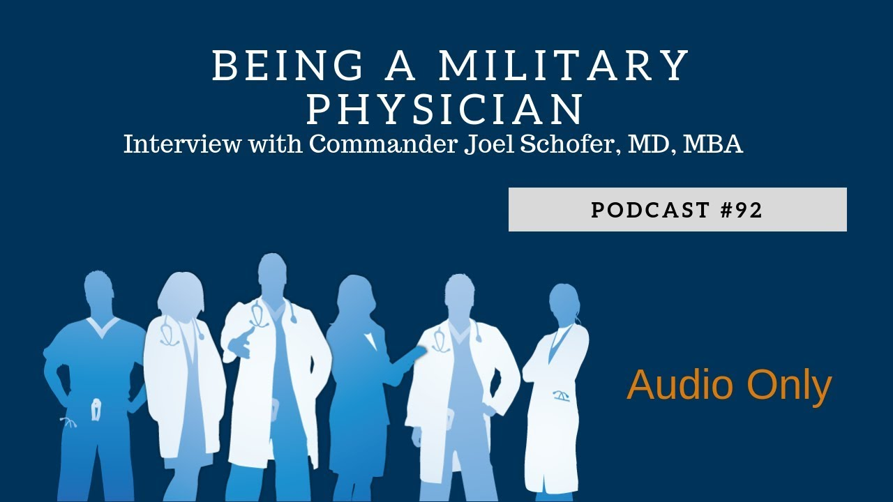 Being a Military Doctor - Podcast #92 - The White Coat