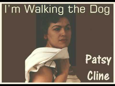 patsy cline i 39 m walking the dog live in 1954 youtube. Black Bedroom Furniture Sets. Home Design Ideas