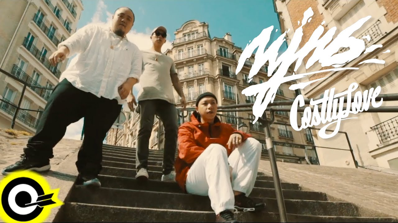 頑童MJ116 Feat. BlackDoe #Paris116【Costly Love】Official Music Video #1