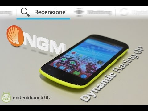NGM Dynamic Racing GP, Recensione In Italiano By AndroidWorld.it
