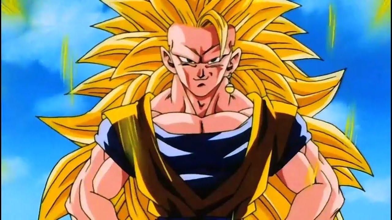 Goku Ssj4 Vs Goku Ssj3: Goku (SSJ3) Vs. Majin/Super Boo (Gotenks Absorvido)