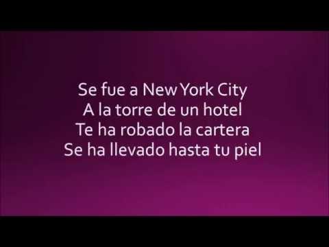 living la vida loca en español con letra