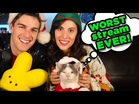 The Worst Christmas Party Ever! | Holiday Themed Challenges