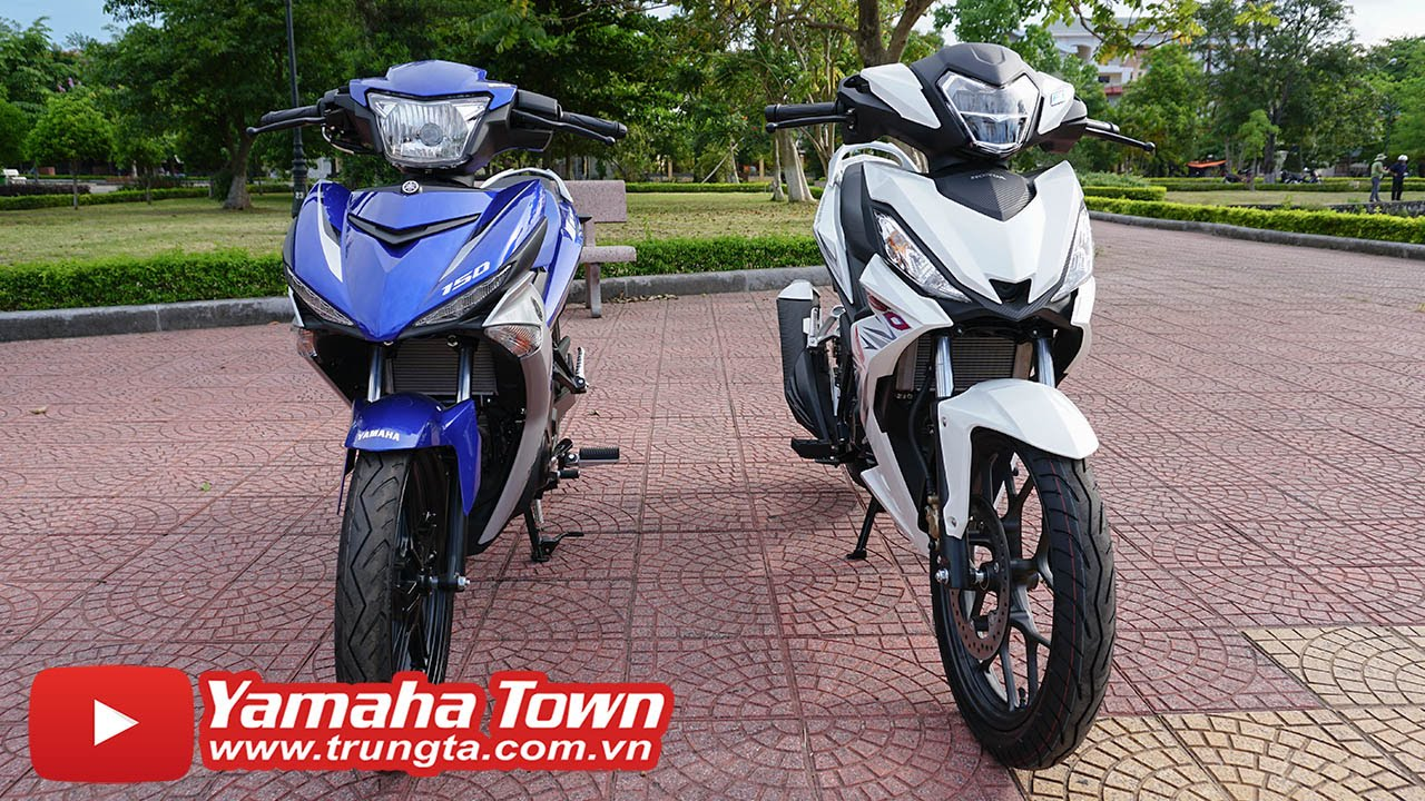 Yamaha Exciter 150 vs Honda Winner 150 Review - Which is better for you? ✔