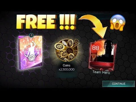 HOT TO GET A FREE 88 OVR TEAM HERO + 2.5 MILLIONS COINS!!! FIFA MOBILE SEASON 2