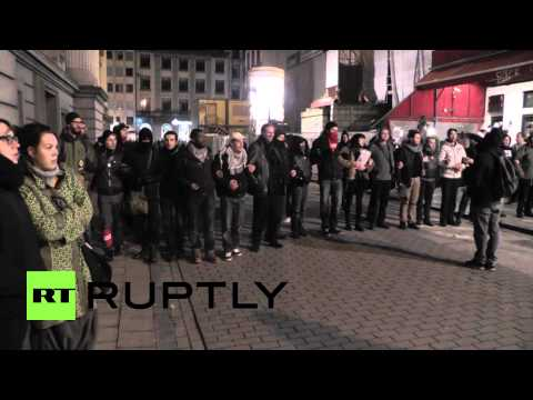 Belgium: Police brutality march breaks out in violent clashes