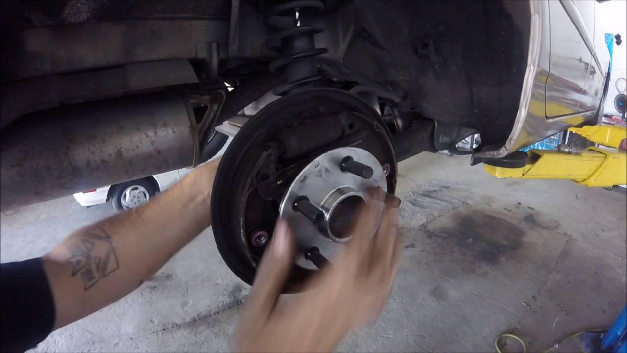 05 Toyota Corolla Wheel Bearing
