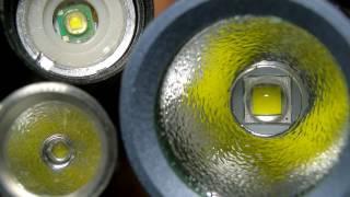 Обзор бюджетных фонарей фонарей ААА формата