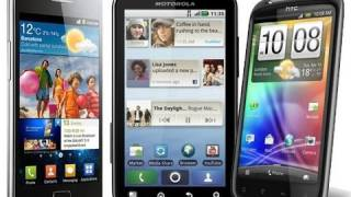 Best Android Phones available in India - August 2011 Update