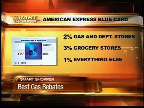 Top credit cards to help you save on gas