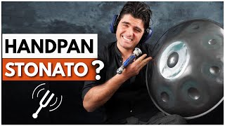 HANDPAN STONATO? Intoniamolo - HANDPAN TUNING (sub eng)