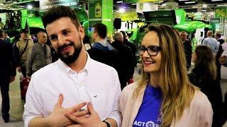 Rolnik Szuka & TRACTORmania - Wielkie Spotkanie na AgroTech Kielce 2017