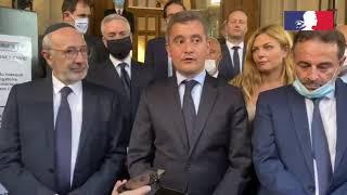 Judaísmo: - A França garante que todos os crentes podem praticar livremente a sua religião