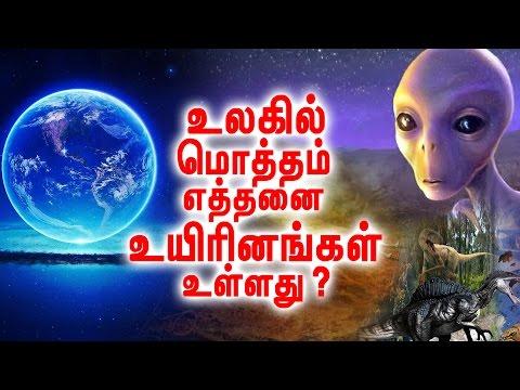 உண்மையில் இந்த உலகில் எத்தனை உயிரினங்கள் உள்ளது? | Tamil Mojo