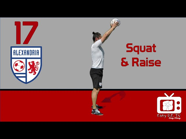 Soccer@Home: Strength & Conditioning