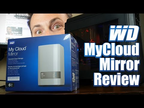 WD My Cloud Mirror NAS Review