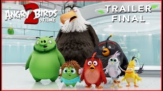 """""""Angry Birds 2 - O Filme"""" - Trailer Final Dobrado (Sony Pictures Portugal)"""