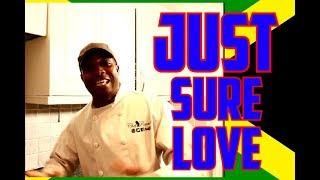 Dalton Harris Jamaica To The World ..JUST SURE LOVE  | Chef Ricardo Cooking