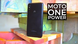 Motorola Moto One Power UNBOXING and REVIEW [CAMERA, GAMING, BENCHMARKS]