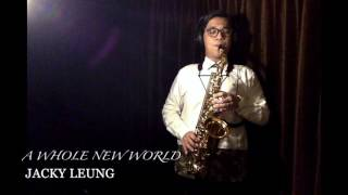 """A Whole New World"" - Aladdin (cover by Jacky Leung)"