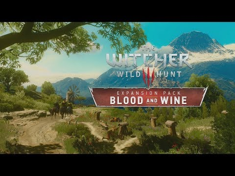 Witcher 3 [Blood and Wine DLC] Part 1: New France!