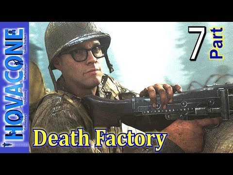 Death Factory | Call Of Duty WWII | Part 7 | Gameplay Walkthrough