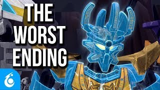 Top 10 Worst Things about BIONICLE G2's Ending