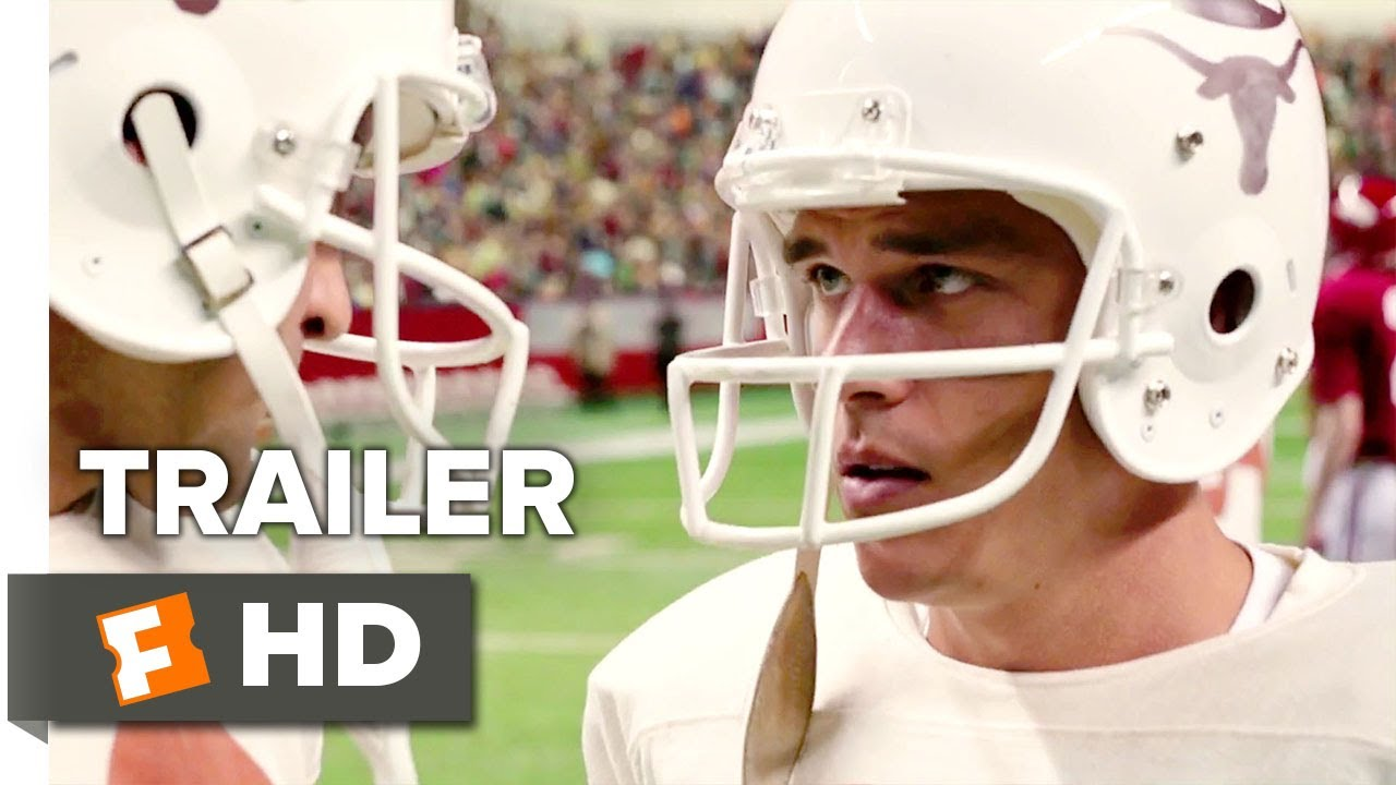 My All American Official Trailer 1 (2015) - Aaron Eckhart, Finn Wittrock Movie HD