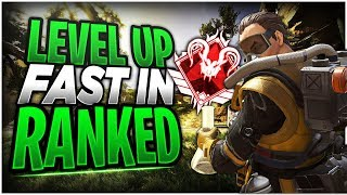 How To RANK UP FAST in Apex Legends Ranked Mode! (Season 4 Ranked Tips & Guide)