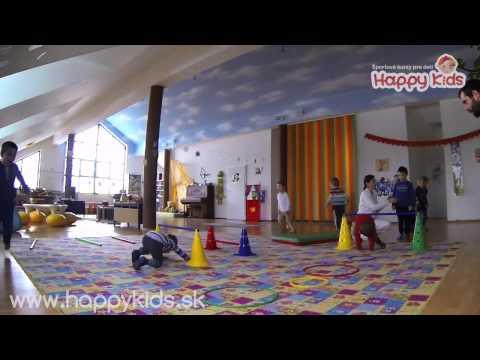 Happykids - športové kurzy pre deti