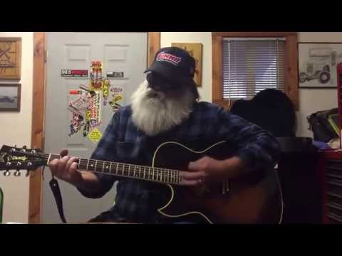 Whiskey on my breath cover done by Marion Chambers.