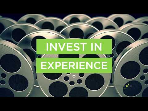 Video Production: Leverage Experience, Invest in Expertise