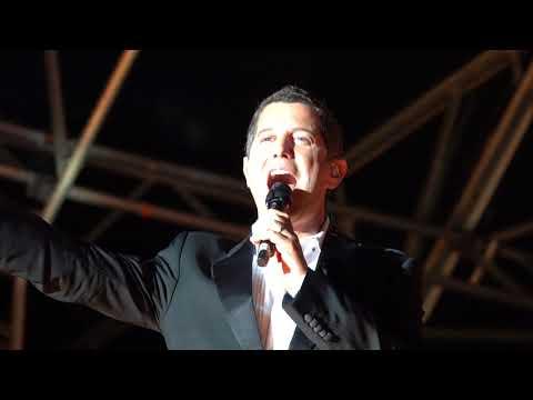 Sebastien Izambard (IL Divo) 'Kingdom Come' live - Thetford 05.07.18 HD