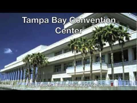 Tampa Bay Convention Center (www.hotelsconventioncenter.com)