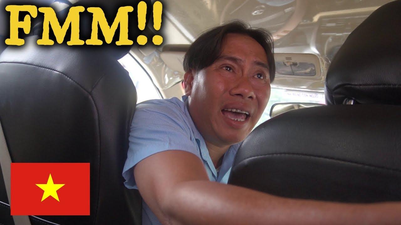 cel mai INFECT TAXIMETRIST din VIETNAM! (ne-a cerut de 16 ori mai mult)