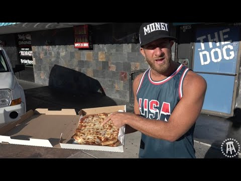Barstool Pizza Review - Naked City Pizza Shop (Las Vegas, NV)