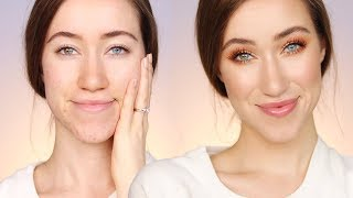 My ACTUAL Summer Makeup Routine ☀️