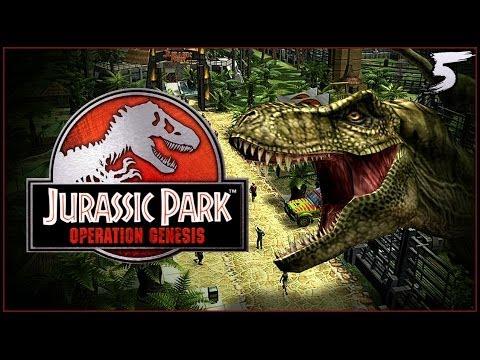 jurassic-park:-operation-genesis-|-let's-play-#5-|-the-big-carnivores.-(season-2)