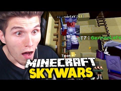 DIESER GEGNER IST UNBESIEGBAR ✪ Minecraft SKYWARS - Видео из Майнкрафт (Minecraft)
