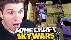 DIESER GEGNER IST UNBESIEGBAR ✪ Minecraft SKYWARS