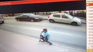 Стыд и позор!!подростки своровали наши самокаты с детсада Петроградкая Питер.стыдно!!!