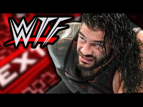 WWE Extreme Rules 2018 WTF Moments | Roman Reigns Lost A Midcard Match Clean