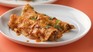 Tex-Mex Enchiladas- Martha Stewart