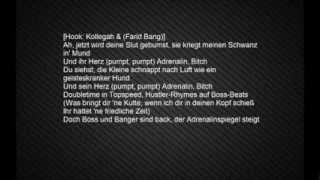 Kollegah & Farid Bang   Adrenalin Lyrics
