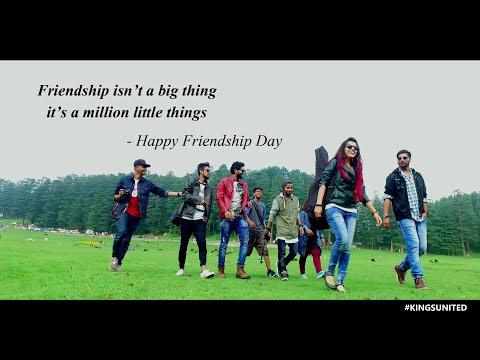 Friendship Day Special Mashup | Pallavi Mukund | Kings United | Yaaroon Dosti | Pyaar ke pal | ilahi